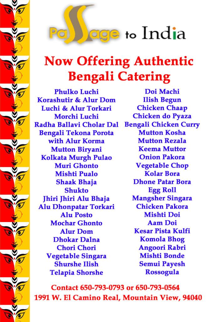 Bengali Catering