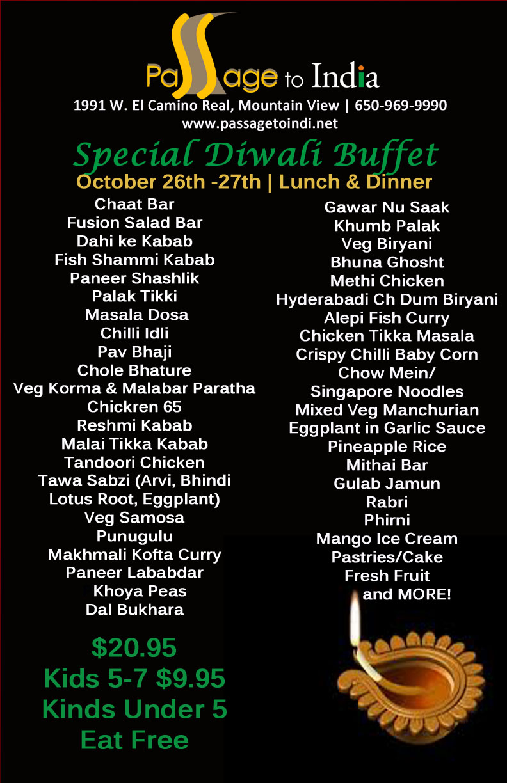 Diwali Flyer Restaurant_black background 2019