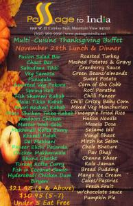 Thanksgiving Restaurant 2019_111319