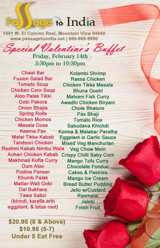 Valentines Restaurant 2020