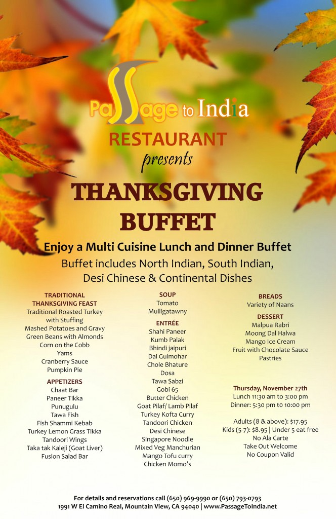 Thanksgiving Restaurant Menu (1)