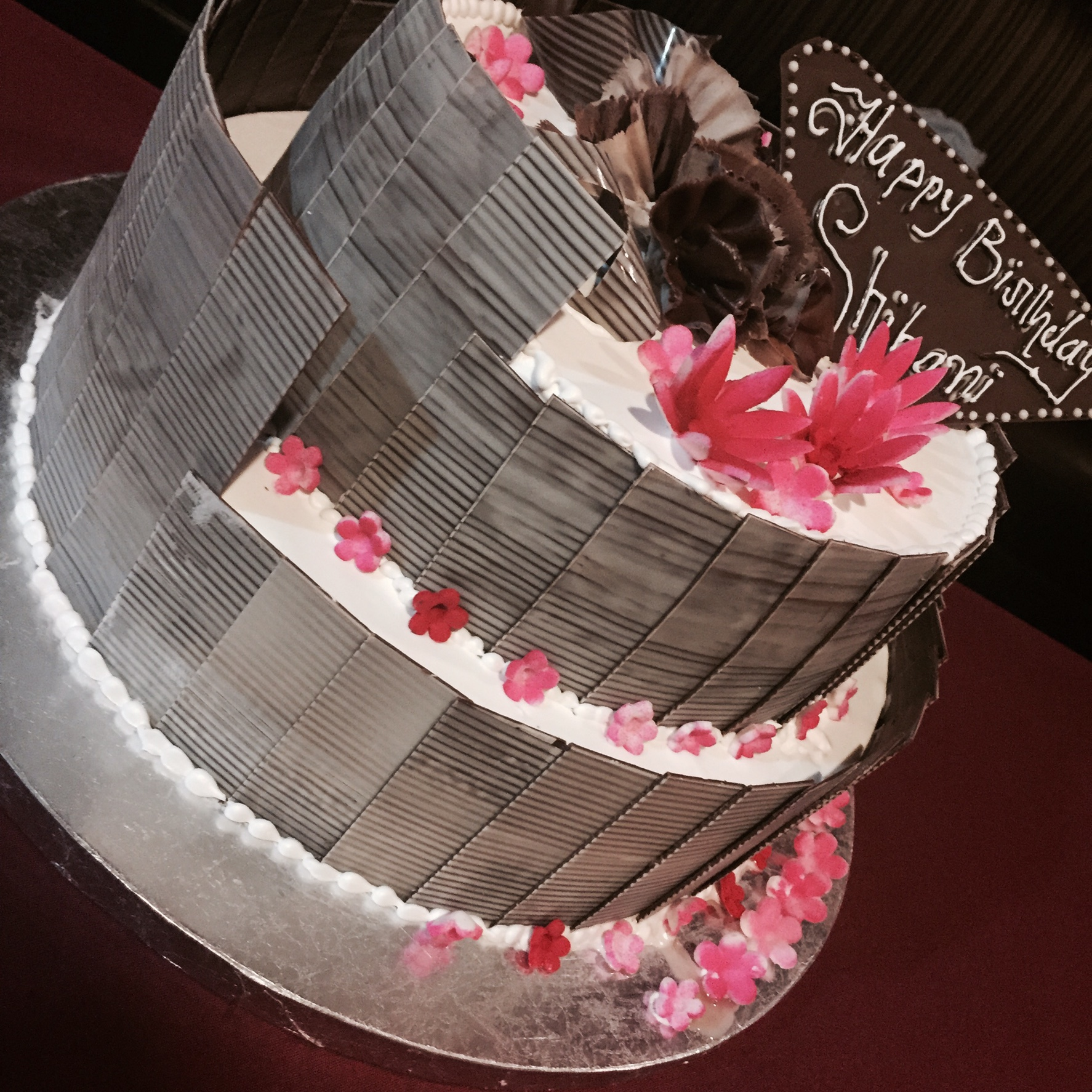 Specialty Chocolate Cake