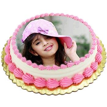 1kg-photo-cake-pineapple-flavor